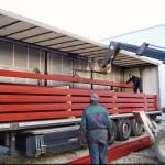 Kamion utovar